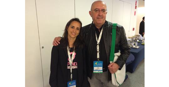 WCE – Dr. Setubal e Luciana Diamante