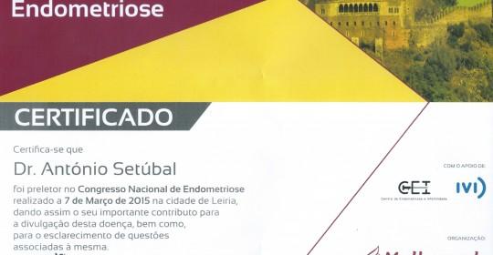 Primeiro Congresso Nacional de Endometriose