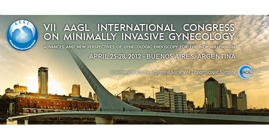 AAGL Argentina 2012
