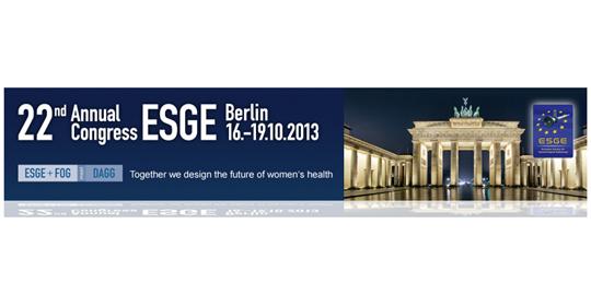 ESGE – Berlin 2013