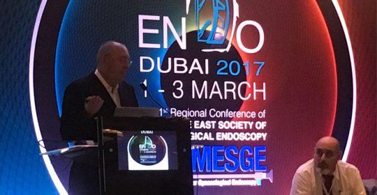 UPDATE – MESGE 1-3 Março Dubai