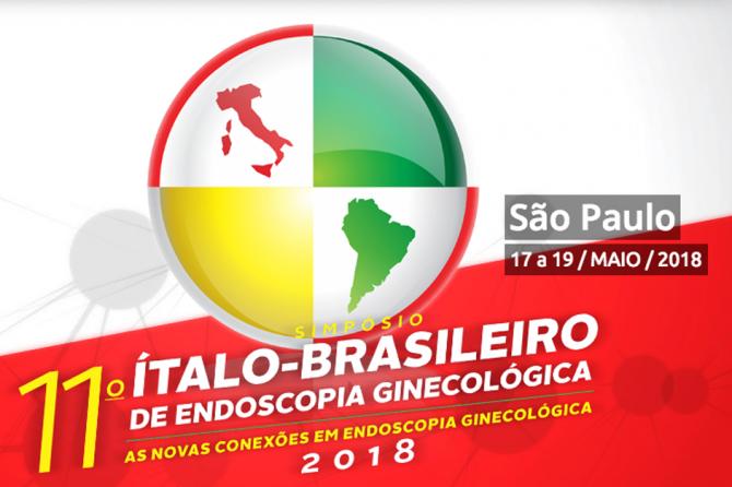 Ítalo-Brasileiro de Endoscopia Ginecológica São Paulo 17-19 Maio