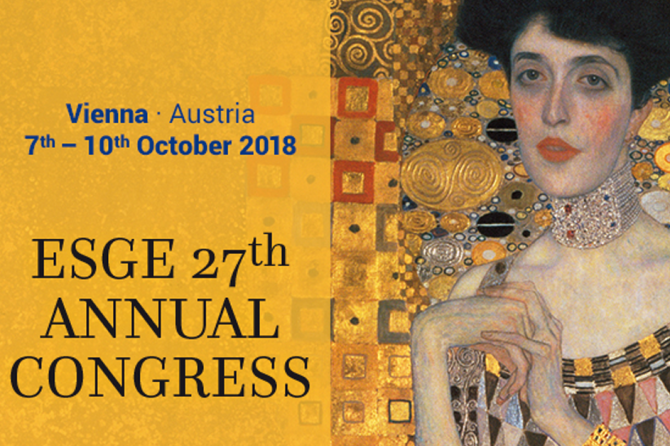 ESGE 27th Annual Congress 7-10 Oct 2018