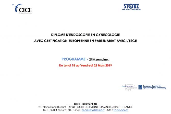 Diploma Francês no CICE Clemont-Ferrand