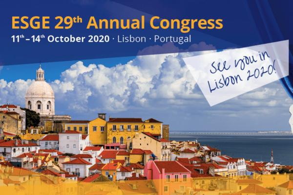 ESGE Lisbon 2020 – Dr. A. Setúbal nomeado presidente do próximo congresso ESGE
